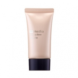 media 媚點 妝前‧打底-零瑕美肌粧前乳(橘) Makeup Base