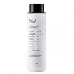 belif 臉部保養-化妝水系列-尤加利清爽控油化妝水 Eucalyptus herbal extract toner
