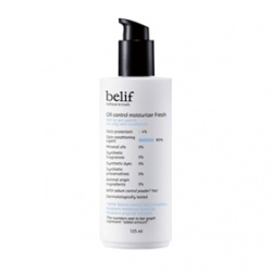belif 乳液-玫瑰籽礦物控油清爽乳液 Oil control moisturizer fresh