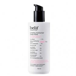 belif 乳液-野麻嬰多酚修護保濕乳液 Creamy moisturizer  deep moist