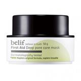 綠礦泥控油毛孔緊致面膜 First Aid  deep pore care mask
