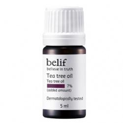 belif 精華‧原液-茶樹淨膚調理精油 Tea tree oil