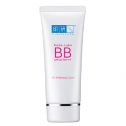 Hada-Labo 肌研 臉部彩妝系列-藥用美白保濕BB粉凝霜 BB Whitening Cream