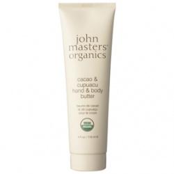 john masters organics bodycare-可可亞古布阿蘇果厚潤霜 Cacao & Cupuacu Hand & Body Butter