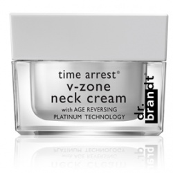 鉑金凝時完美頸霜 time arrest v-zone neck cream