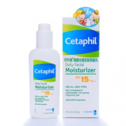 Cetaphil 舒特膚 防曬系列-極緻全護低敏隔離乳SPF15 PA++ Daily Facial Moisturizer SPF15