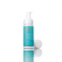 MOROCCANOIL 頭髮造型-優油強力控捲慕思 Curl Control Mousse