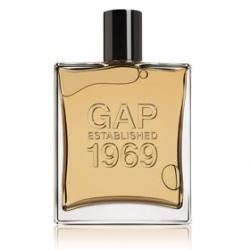 GAP 男仕香氛-GAP1969男性淡香水 GAP ESTABLISHED 1969 Man