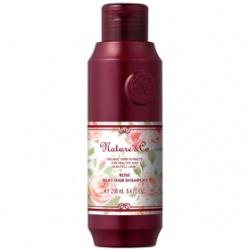 Nature&Co 秀髮保養系列-薔薇絲柔洗髮精 Rose Silky Hair Shampoo