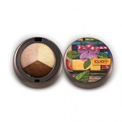 CLIO 珂莉奧 眼影-藝術家1.5三色眼影盒