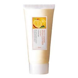 Ottie 洗顏-水果優酪泡沫洗面乳(檸檬) Fruits Yogurt Foam Cleanser (Lemon)