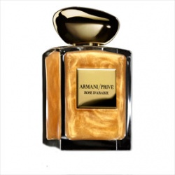 GIORGIO ARMANI 亞曼尼 女香系列-高級訂製香水 壹千零壹夜之阿拉伯玫瑰  箔金流紗限量版