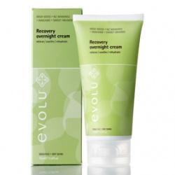 evolu 艾芙洛 植粹抗老修護-植淬深層修護晚霜 Recovery Overnight Cream