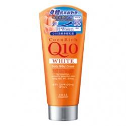 Q10活齡 身體乳霜 COENRICH Q10 WHITE BODY MILKY CREAM