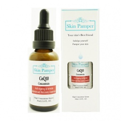 Skin Pamper 美肌寵愛 精華‧原液-高濃度CoQ10精華原液 CoQ10 High Concentrate Serum