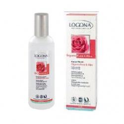 LOGONA 諾格那 經典玫瑰保濕系列-玫瑰蘆薈保濕噴霧化妝水 Facial Toner organic Rose& Aloe
