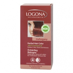 LOGONA 諾格那 植萃髮絲增色系列-經典植萃增色粉 Herbal Hair Color Powder