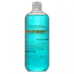 LOVEISDERMA 愛斯德瑪 臉部卸妝-青春淨白卸妝水 Refresh H2O