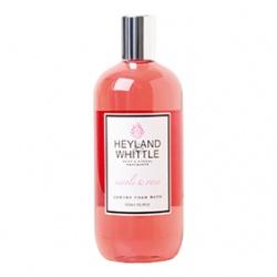 Heyland & Whittle 英倫薇朵 泡泡浴-橙花玫瑰豪華泡泡浴
