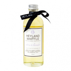 Heyland & Whittle 英倫薇朵 按摩精油&浴鹽-柑橘薰衣草按摩精油