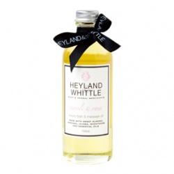 Heyland & Whittle 英倫薇朵 按摩精油&浴鹽-橙花玫瑰按摩精油