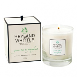 Heyland & Whittle 英倫薇朵 室內香氛-葡萄柚綠茶香氛燭