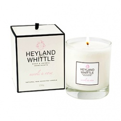 Heyland & Whittle 英倫薇朵 室內香氛-橙花玫瑰香氛燭