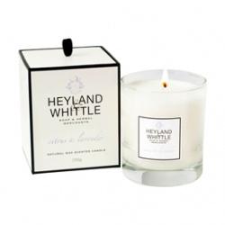 Heyland & Whittle 英倫薇朵 室內香氛-柑橘薰衣草香氛燭