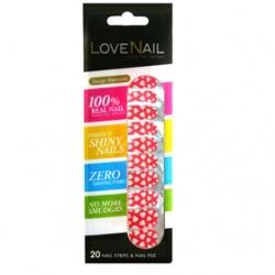 LOVE NAIL 單色圖案系列-單色圖案指甲油貼