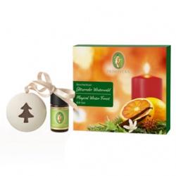 登琪爾 2012限定聖誕禮盒系列-魔法森林薰香石禮盒 Magical Winter Forest