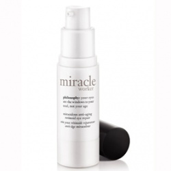 奇蹟再現抗老眼霜 miraculous anti-aging retiniod eye cream