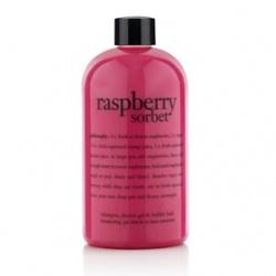 philosophy 寵愛沐浴系列-寵愛自己洗髮沐浴露(紅莓) rasperberry sorbet