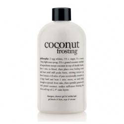 philosophy 寵愛沐浴系列-寵愛自己洗髮沐浴露(椰香) coconut frosting