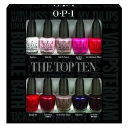 2012聖誕版全年暢銷十色限量迷你組  HLD44-Top Ten Mini Pack