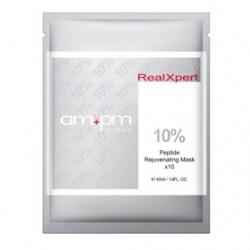 am+pm skincare 保養面膜-RX10倍胜肽青春面膜 Real Expert 10X Peptide Rejuvenating Mask