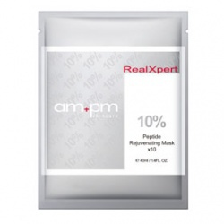 RX10倍胜肽青春面膜 Real Expert 10X Peptide Rejuvenating Mask