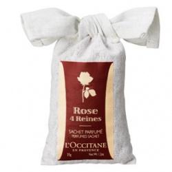室內‧衣物香氛產品-四個皇后玫瑰香囊