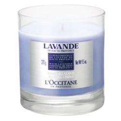 L'OCCITANE 歐舒丹 居室香氛系列-薰衣草香氛蠟燭