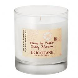 L'OCCITANE 歐舒丹 居室香氛系列-櫻花香氛蠟燭