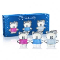 Hello Kitty 女香-Diamond璀鑽旅行組香氛禮盒
