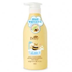 Deary 媞爾妮 沐浴清潔-蜂蜜牛奶保濕沐浴乳 Miel d'acacia-Honey and Milk Moisturizing Body Wash