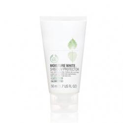 水嫩淨白隔離乳SPF30 PA+++ MOISTURE WHITE SHISO UV PROTECTOR SPF 30 PA+++