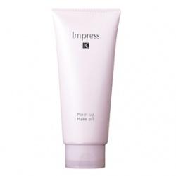 Kanebo 佳麗寶-專櫃 Impress IC 活膚系列-潤澤潔膚霜 Impress IC Moist up Make Off