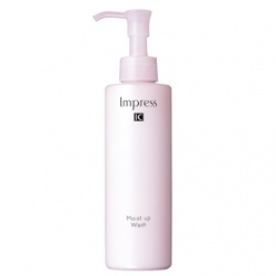 潤澤洗顏皂霜 Impress IC Moist up Wash