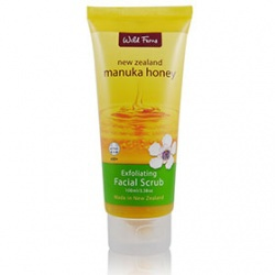 潔淨去角質 Manuka Honey Facial Scrub