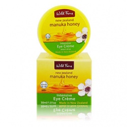 Wild Ferns 眼部保養-密集修護眼霜 Manuka Honey Eye Creme
