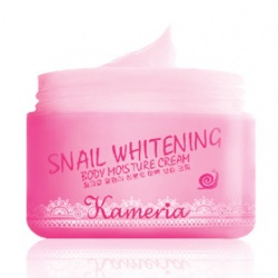 頂蝸蝸身體嫩白保濕霜 KAMERIA Body Whitening moisture Cream