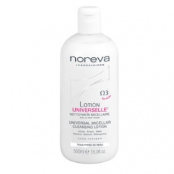 noreva 法國歐德瑪 洗顏-全效微膠深層潔膚乳 Universal Micellar Cleaning Lotion
