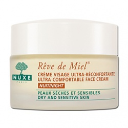 蜂蜜舒緩修護晚霜 REVE DE MIEL ULTRA-COMFORTABLE FACE CREAM (NIGHT)
