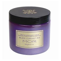 極簡主義香氛去角質凝膠(黑醋栗鳶尾花) SUGAR SCRUB BLACK CURRANT IRIS